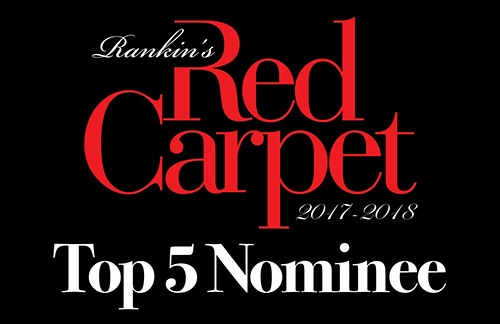 Award: Rankin's 2018 Best of the Best Nominee