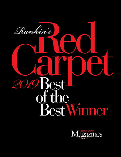 Award: Rankin's 2019 Best of the Best Winner